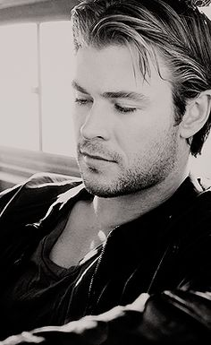 It had to happen someday because... um... Chris Hemsworth. Enough said. Another fairytalish character