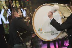 ScottishPower Pipe Band