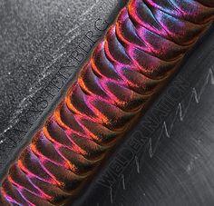 Tig weave