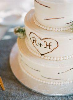 Rustic Northwoods Camp Wedding: http://www.stylemepretty.com/michigan-weddings/2014/09/01/rustic-northwoods-camp-wedding/ | Photography: Weber Photography - http://www.weber-photography.com/