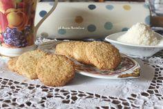 Biscotti sablè al cocco friabilissimi