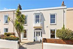 Terraced House for Sale: 3 Ballygihen Avenue Sandycove, County Dublin Terraced House, Luxury Houses, Dublin, Property For Sale, Garage Doors, Outdoor Decor, Home Decor, Decoration Home, Room Decor
