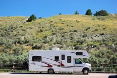 Sunseeker motorhome, Class C, Bannack State Historical Park, Montana, July 30, 2010 | pinned by haw-creek.com