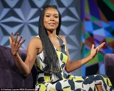 Gabrielle Union Braids showcase how young she looks. We are in awe! Hats off to Miss Gabrielle Union for rocking braids and killing the game