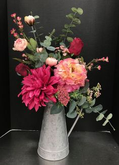 43 Beautiful Spring Flower Arrangements for Decorating Your .- 43 Beautiful Spring Flower Arrangements for Decorating Your Home spring floral arrangement; home decors;