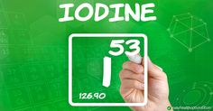 Iodine Deficiency and Thyroid -- Read more info by clicking the link on the image. #ThyroidDiet
