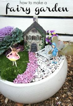 Image result for Summer Fairy Garden Fun Is a Child's Fantasy
