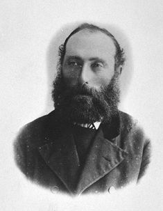 Abraham Melvær, 1855-1915 fra marcus.uib.no