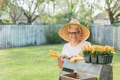 Grandmas Garden, Cowboy Hats