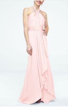 Bridesmaid Dress - Petal