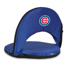 The Chicago Cubs Oniva Seat is great for adding cushion to stadium chairs and bleachers