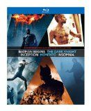Christopher Nolan: Director's Collection (Memento / Insomnia / Batman Begins / The Dark Knight / Inception) [Blu-ray]