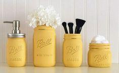 Lemon Yellow Home Decor - Yellow Decorating Ideas