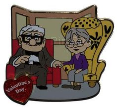 Pin 88822:DSF - Valentine's Day 2012 - Carl and Ellie - Chairs