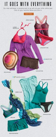 What combination will be your new favorite this spring / summer? #swimwear #travel #swimsuit