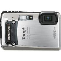 Olympus Tough TG-820 iHS Shock & Waterproof Digital Camera