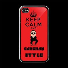 KEEP CALM AND GANGNAM STYLE iPhone 5C Case | MJScase - Accessories on ArtFire. #accessories #case #cover #hardcase #hardcover #skin #phonecase #iphonecase #iphone4 #iphone4s #iphone4case #iphone4scase #iphone5 #iphone5case #iphone5c #iphone5ccase #iphone5s #iphone5scase #movie #Keep calm and gangnam style #artfire.