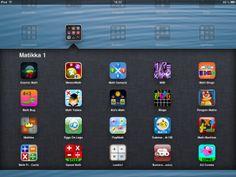 Nämä iPad matematiikka-appsit sisältävät kaikki yhteen-, vähennys-, kerto- ja jakolaskuja. Joukossa on ilmaisia ja muutaman euron hintaisia. Tässä iPadin kuvakaappaus appseista Matikka 1: Cosmic Ma…