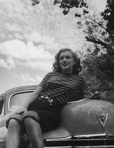 Before Marilyn Monroe - Norma Jeane's