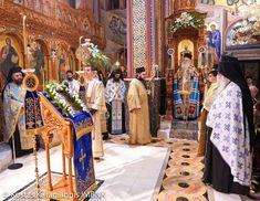 Ο Εσπερινός των Θεοφανείων στους Αγίους Αναργύρους - Χειροθεσία αναγνώστη