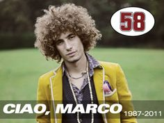"""""""You live more for five minutes going fast on a bike like that than other people do in all of their life"""" - Marco Simoncelli"""