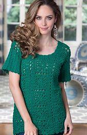 Ravelry: Tammy's Tunic pattern by Tammy Hildebrand
