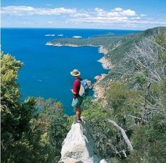 """Untold powers"" … Bushwalking.    It's important to take the time to appreciate our open spaces, as a little fresh air could be better for you than you think.    Hold on to your sunhats. Going outside and into the natural environment could be exactly what most of us need. Recent studies from around the world present a convincing argument that nature is a health tonic ripe for the picking."