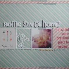 Home Sweet Home by AlexandraBoehnke at @Studio_Calico