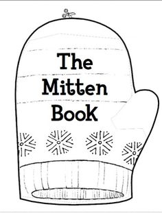 Your beginning reader will love to read -- and color in -- this adorable mini book printable.