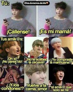 The true and funny reality: u xdxdxdxd Bts Taehyung, Bts Jimin, Jin, Vkook Memes, Bts Meme Faces, Spanish Memes, Bts Chibi, Bts Lockscreen, I Love Bts