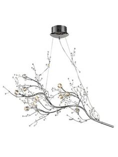 Viviana Collection 10-Light Chandelier by Artistic Home & Lighting at Gilt $1,009