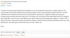 Reviews Of ESLinsider's Online TEFL Course: