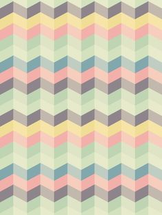 Zigzag art print iPhone #Phone Wallpaper