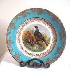 Royal Vienna Style STW Bavaria Porcelain hand by Ecclecticities, $75.00