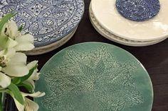 Alfarería: nuevas propuestas para tu casa  Tazas, platos, fuentes y objetos deco con el valor de lo artesanal Foto:Gentileza ThiaraK