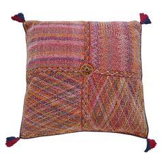 Vintage Cushions, Sally, Textiles, Handmade, Collection, Hand Made, Fabrics, Textile Art, Handarbeit