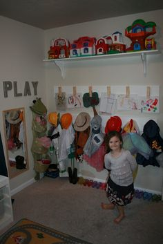 The Real Housewives of Idaho: Play Room