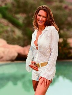 Steffi Graf---Tennis