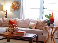 Decorate A Plain Living Room With Cheap Accessories Inexpensive Living Room Decorating Ideas For You Check more at http://www.wearefound.com/inexpensive-living-room-decorating-ideas-for-you/