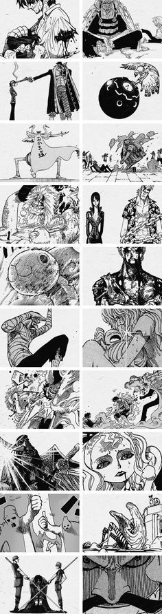 I just realized something, One Piece has quite a bit of death in it.