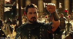 Christian Bale 'epico' nei panni di Mosè | Gossippando.it
