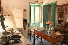 """Casa Padronale"", cucina - ""Casa Padronale"", kitchen"