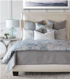 Bedding from Avenue Design Canada http://www.avenuedesigncanada.com/Furniture-Bedroom-Beds/ItemBrowser.aspx?action=attributes&ItemType=Furniture&offset=0&Category=Bedroom&Type=Beds&viewall=true