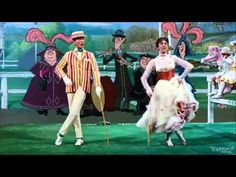 Mary Poppins   1964   50th Anniversary Blu Ray Trailer   Julie Andrews  ...