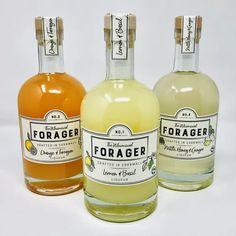 Whimsical Forager - Food and Drink, Shots, Alcoholic Drinks Farm Shop, Larder, Vodka Bottle, Whimsical, Alcoholic Drinks, Shots, Artisan, Food And Drink, Liquor Drinks