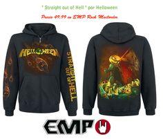 #helloween #band #merchandise #empspain #musica