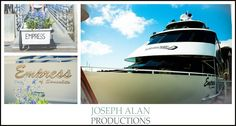 Wedding on a Yatch, Empress in Sausalito, Boat, Water, Oceans