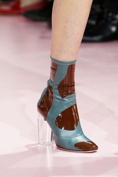 Christian Dior ankle boots - Autumn Accessories: The Vogue Editors' Hit List. View full gallery at Vogue.co.uk