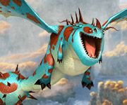 Snafflefang, a Boulder class dragon that appears in the film How to Train Your Dragon 2.