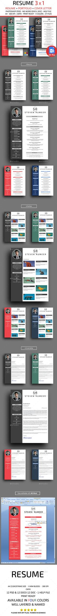Happy Resume Template #design Download: http://graphicriver.net/item/resume/12618027?ref=ksioks